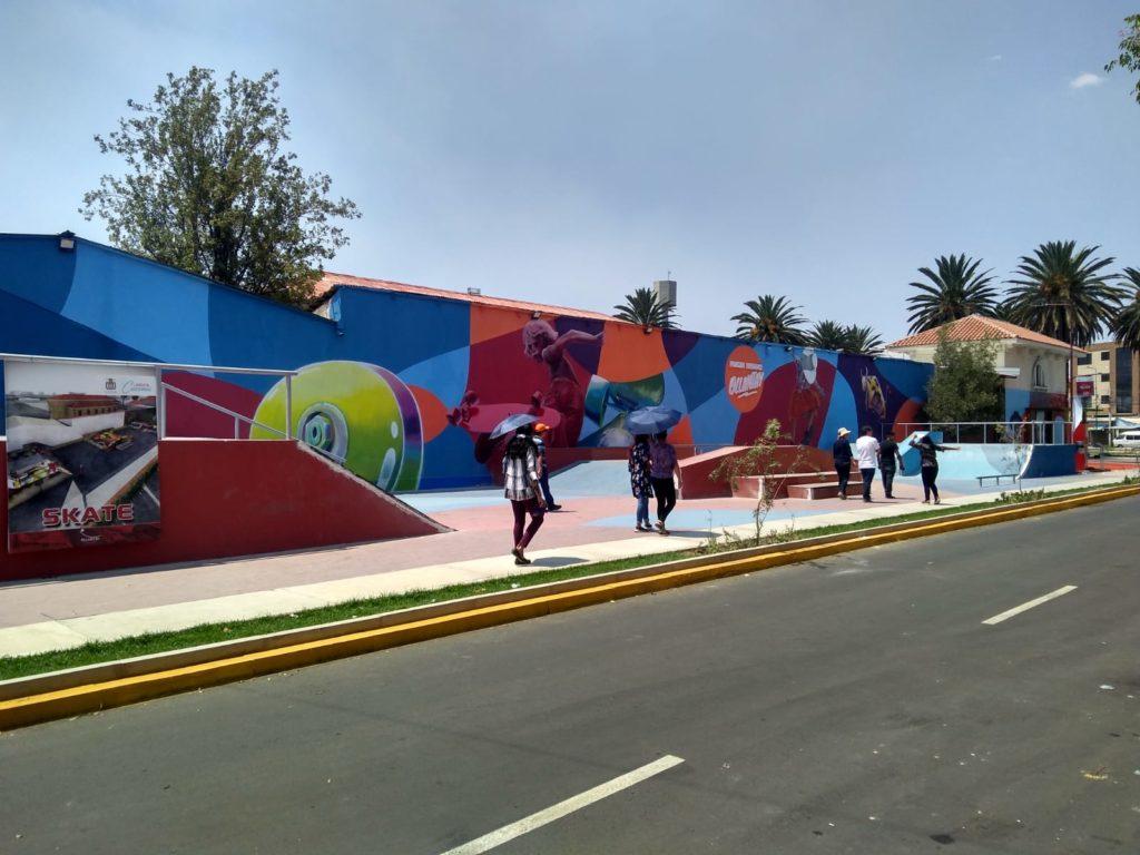 Parque Ollantay